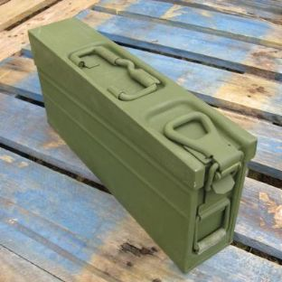 german ammo tin